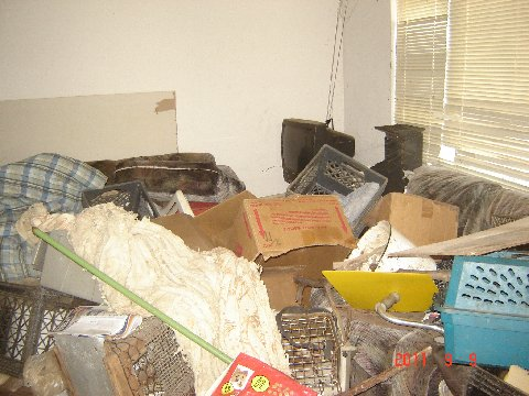 Hoarding Cleanup Services 1