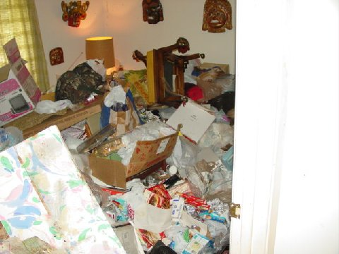 Hoarding Cleanup Services 309